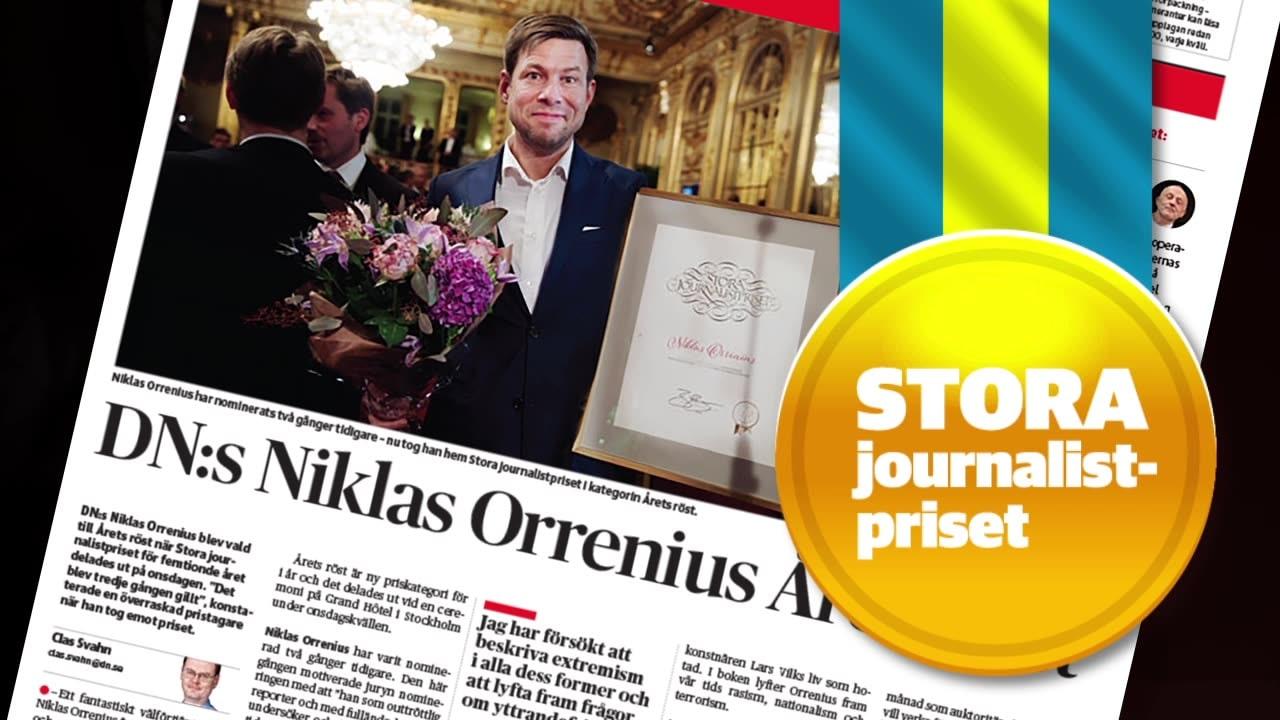 DN nominerad till Årets Dagstidning - DN.SE