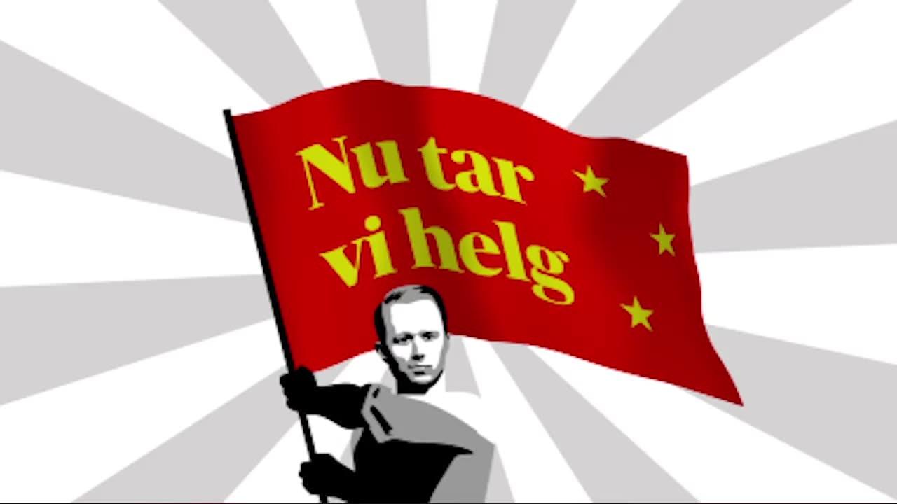 Nu tar vi helg – med Viktor Barth-Kron - DN.SE