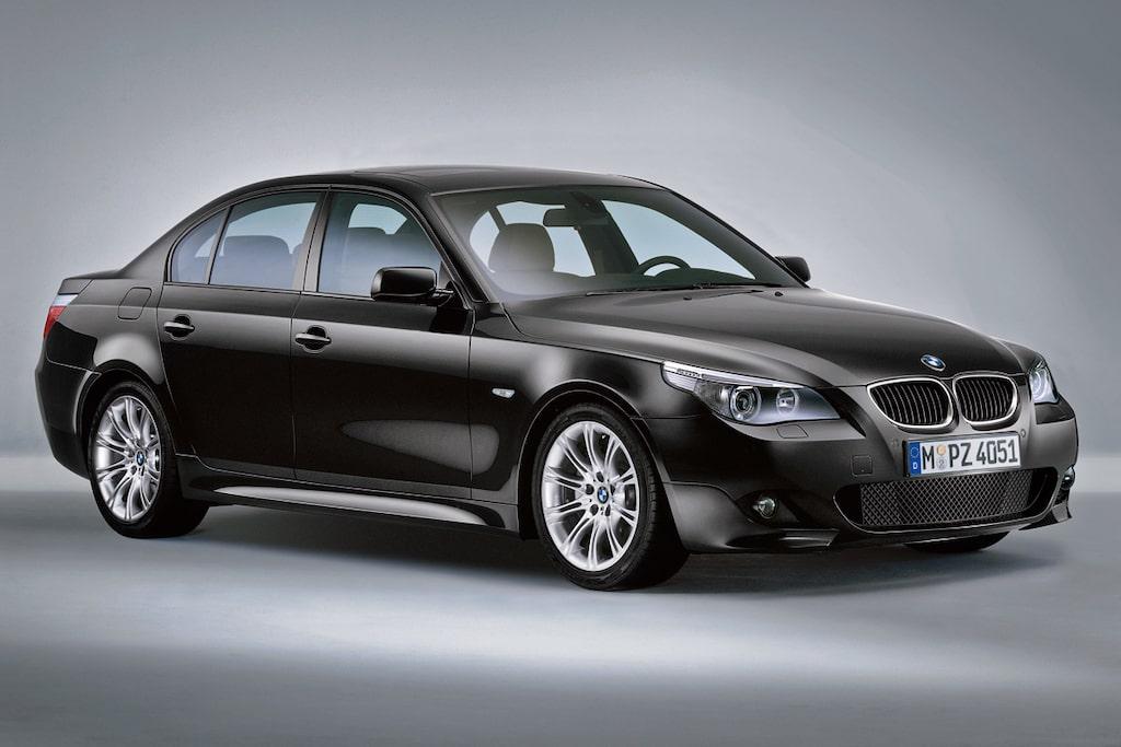 BMW 5-serie Sedan E60