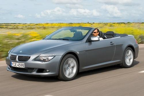 BMW 6-serie Cabriolet E64