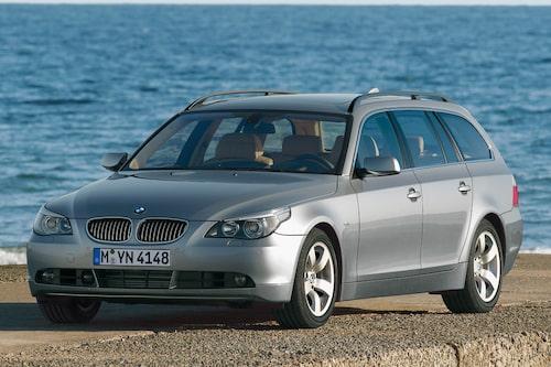 BMW 5-serie Touring E61