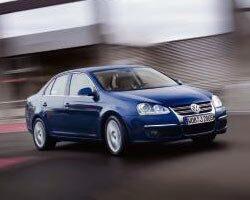 Provkörning av Volkswagen Jetta 2,0 FSI Comfortline