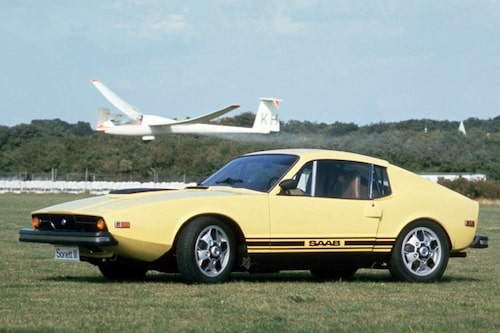 SONETT III – Effekt: 68 hk, Tillverkningsår: 1970-74