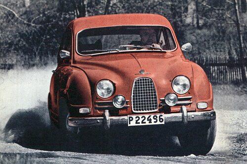 96 SPORT – Effekt: 55 hk, Tillverkningsår: 1962-66
