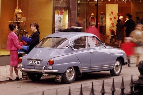 96 MONTE CARLO V4 – Effekt: 65 hk, Tillverkningsår: 1967-68