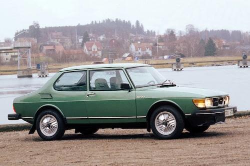 99 TURBO – Effekt: 145 hk, Tillverkningsår: 1978-80