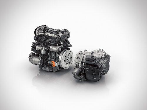 Bensin-, diesel- och elmotorer är vad som står på menyn.