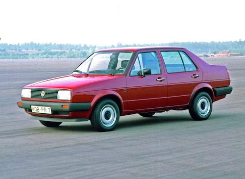 Volkswagen Jetta 1986.