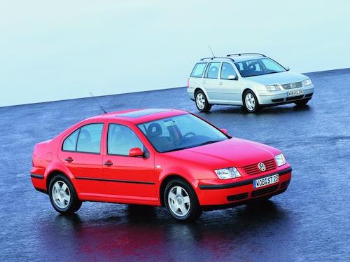 Volkswagen Bora 1999.