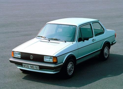 Volkswagen Jetta 1979.