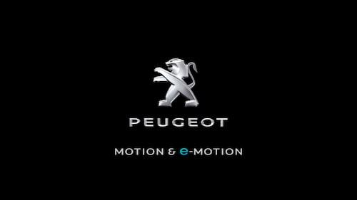 Ny slogan från Peugeot.