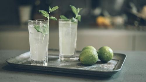 Recept på klassiska drinken Fidel Castro.