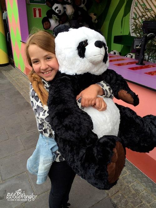 """""""Ebba var en stark tjej. Hon trodde på sig själv och gick sin egen väg"""", skriver Jeanette."""