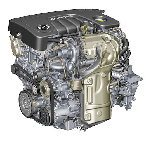 1,6 CDTI, Opel Mokka