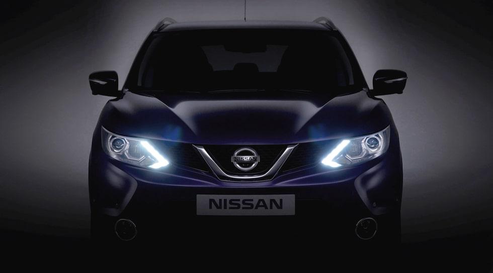 Nya Nissan Qashqai 2014