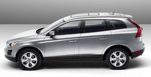 Volvo XC60 2,4D DRIVe, 175 hk, 420 Nm, 159 gram CO2 per kilometer, 0,60 liter per mil.