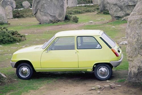 Renault 5 (1972-1996)