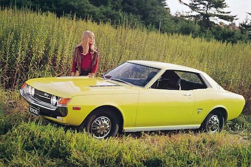 Toyota Celica (1970-1977)