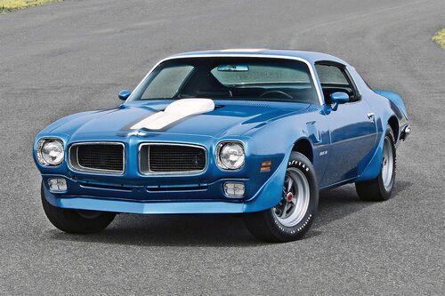 Pontiac Firebird (1970-1981)