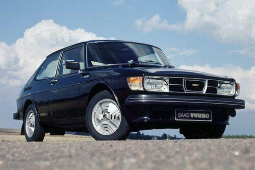 Saab 99 Turbo (1978-1980)