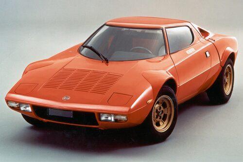 Lancia Stratos (1972-1974)