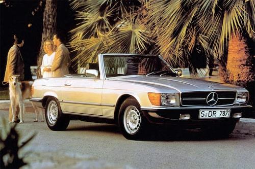 Mercedes SL (1972-1989)