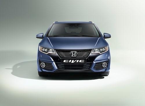 Honda Civic Tourer facelift 2015
