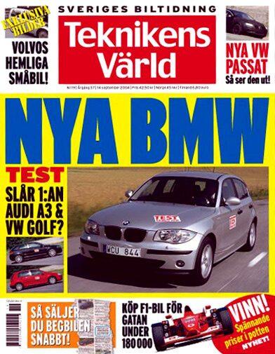 Teknikens Värld nummer 19 / 2004