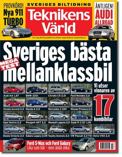 Teknikens Värld nummer 11 / 2006