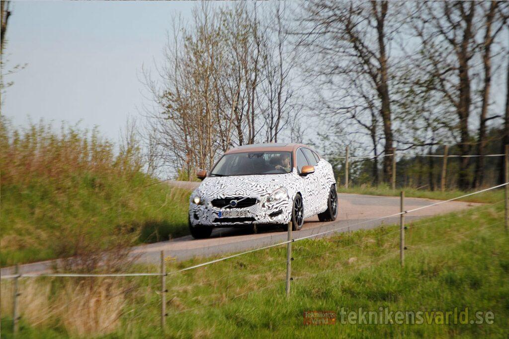 Volvo S60 Polestar med 400+ hk