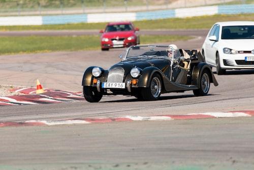 160505 Trackday på Mantorp med Teknikens Värld. Foto: Marcus Engström