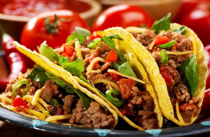 behåll tacoskalet helt
