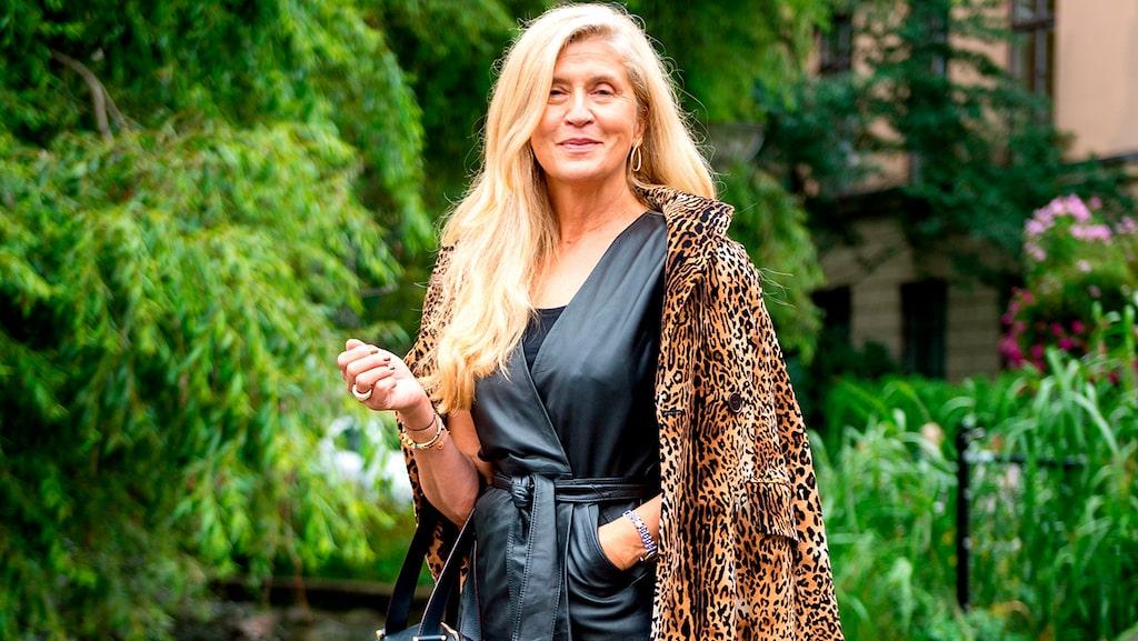 Tina Törnquist jobbar som stylist för kronprinsessan Victoria sedan 2009.