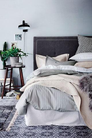 färg i sovrum feng shui