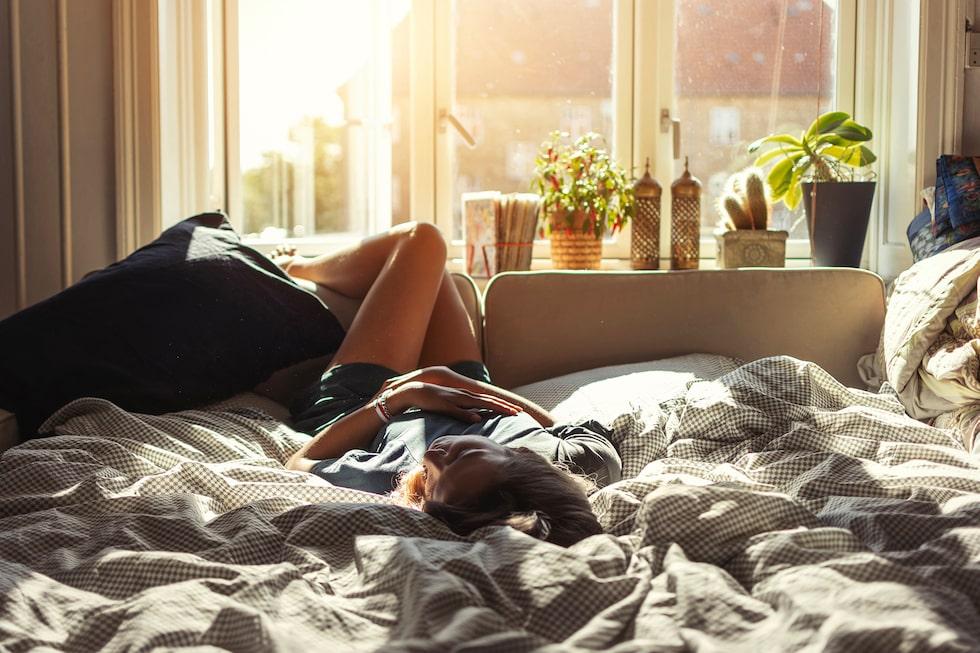 Bäst mår vi när chi flödar stilla – varken rusar fram eller står still. Vilket är extra viktigt att tänka på i sovrummet.