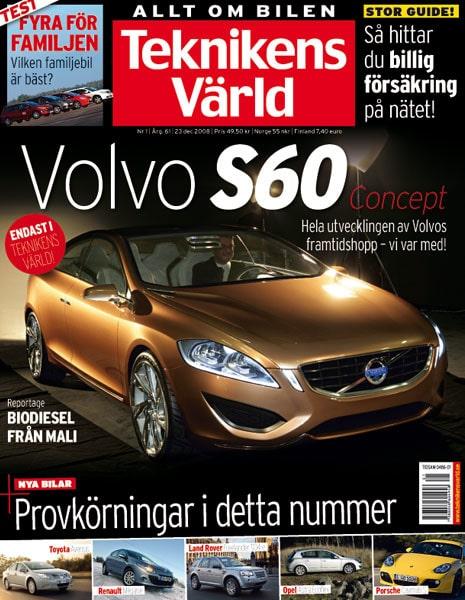 Teknikens Värld nummer 1 / 2009