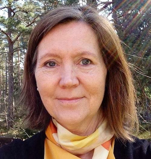 Lilianne Abrahamsson Zetterberg, toxikolog.