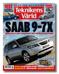 Teknikens Värld nummer 8 / 2004