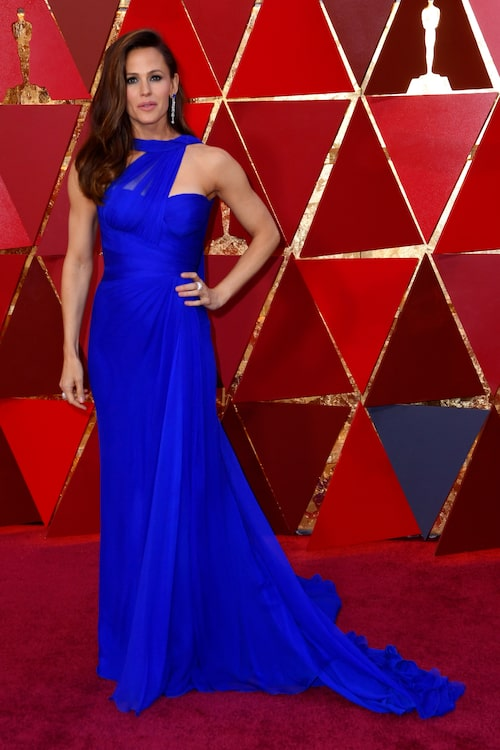 Jennifer Garner i Atelier Versace.