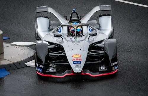 Nuvarande Formel E har täckta hjul och en minst sagt unik formgivning.