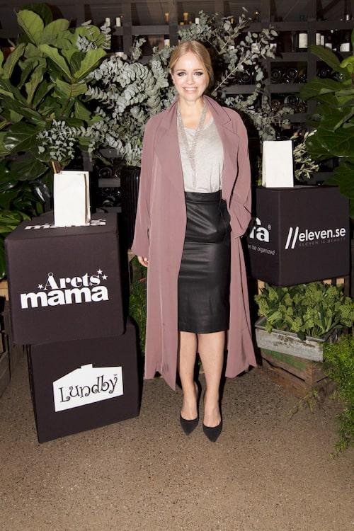 Tv-profilen Ebba Kleberg von Sydow.