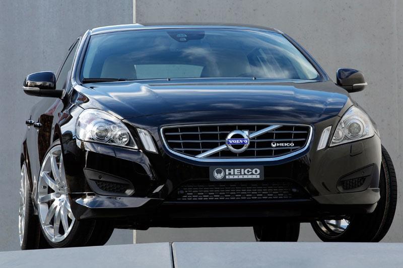 Volvo V60 trimmad av Heico Sportiv.