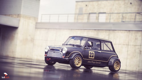 Mini Cooper John Player Special