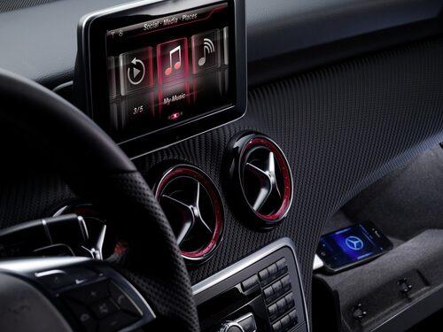 Nya Mercedes A-klass