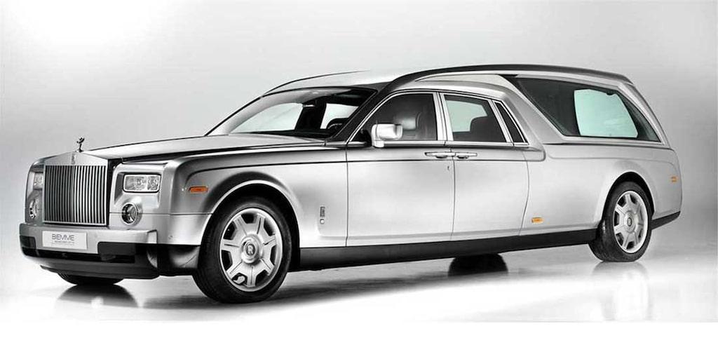 Rolls-Royce likbil
