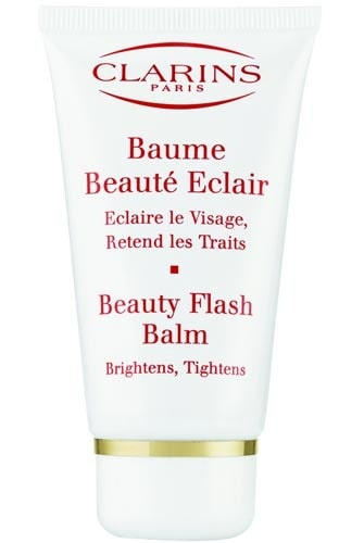 Clarins Beauty flash balm.