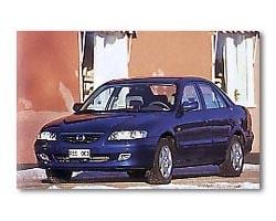 Provkörning av Mazda 626 2,0