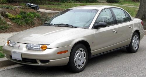 Saturn SL2, 2000-2002.