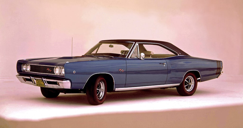Dodge Coronet RT, 1968.