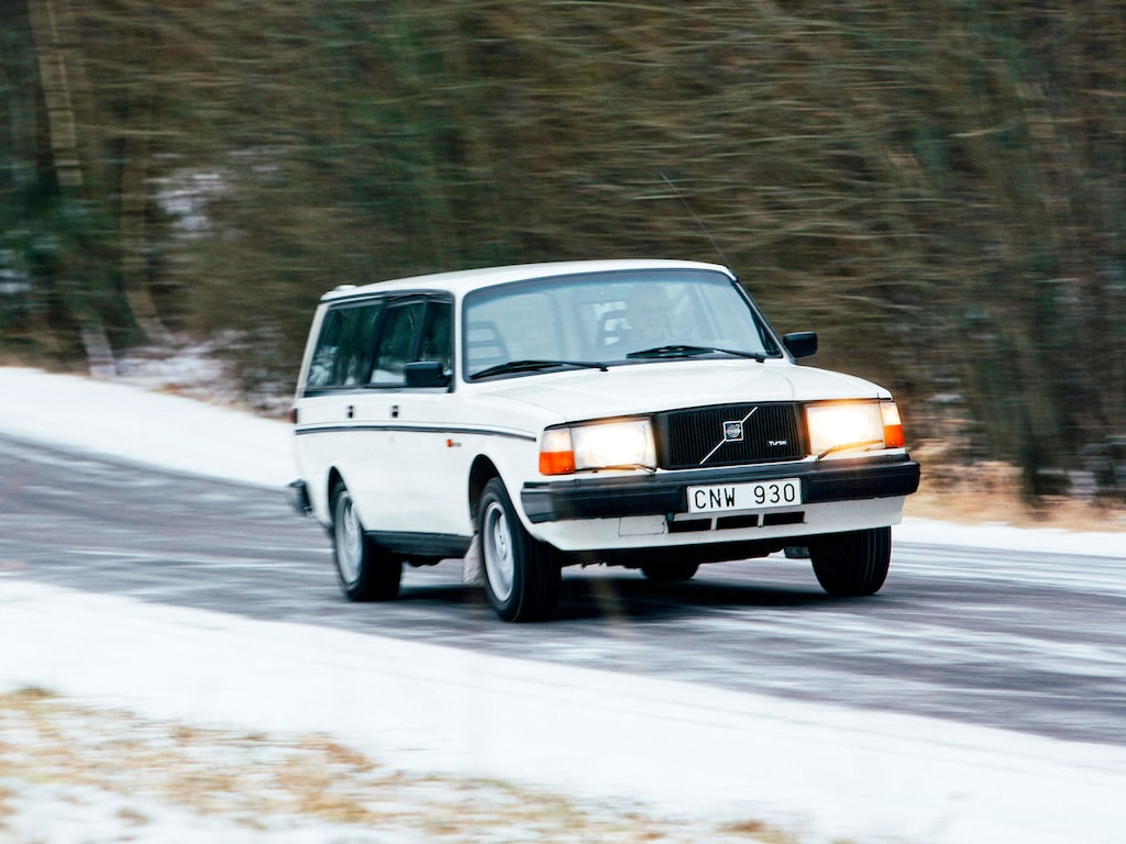 Volvo 245 Turbo.
